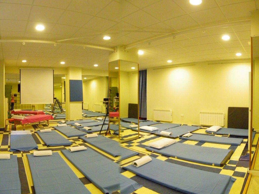 Instalaciones Centro Japonés de Shiatsu