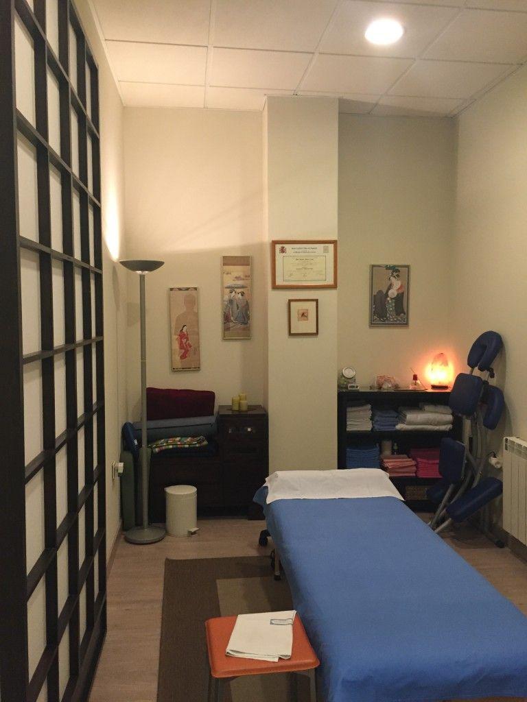 Sala de masaje Centro Japonés de Shiatsu